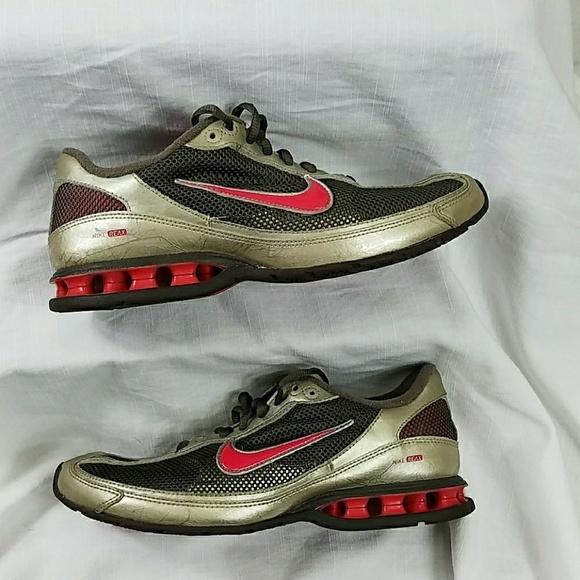 Nike REAX womens shoes